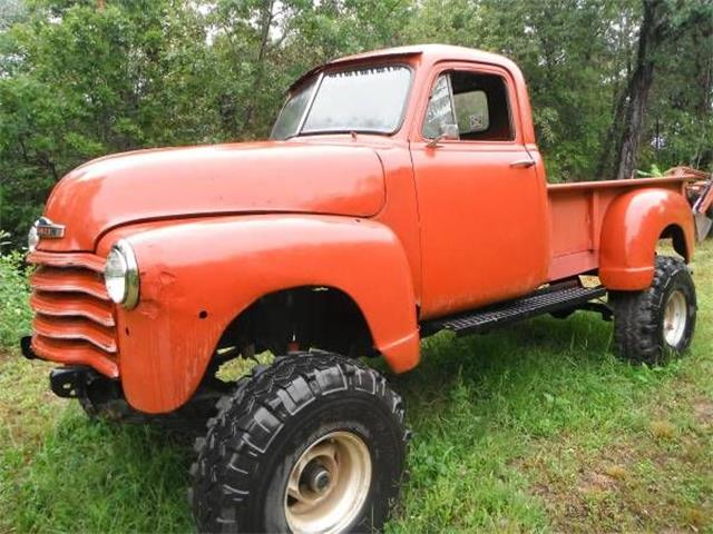 1953 Chevrolet Pickup (CC-1441372) for sale in Cadillac, Michigan