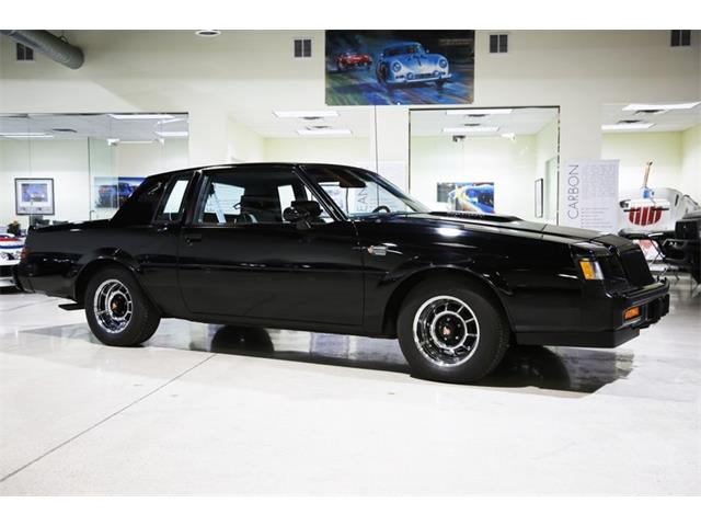 1987 Buick Grand National (CC-1441378) for sale in Chatsworth, California