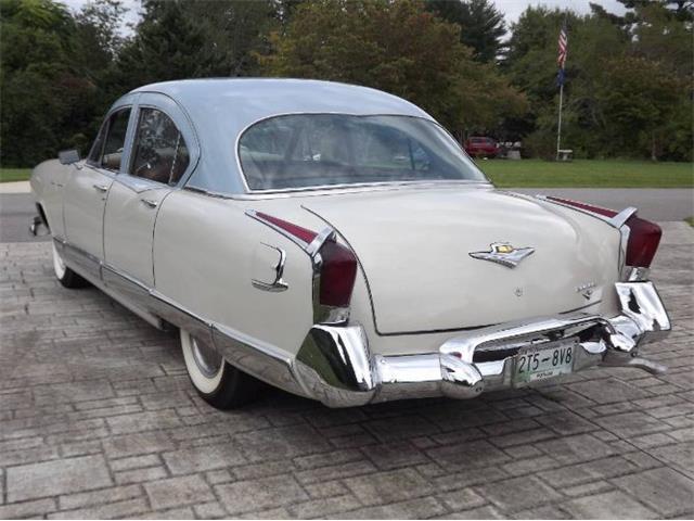 1954 Kaiser 2-Dr Sedan (CC-1441381) for sale in Cadillac, Michigan