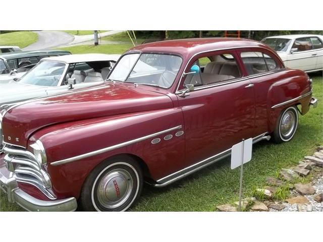 1950 Dodge Wayfarer (CC-1441387) for sale in Cadillac, Michigan