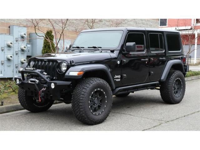 2018 Jeep Wrangler (CC-1441390) for sale in Cadillac, Michigan
