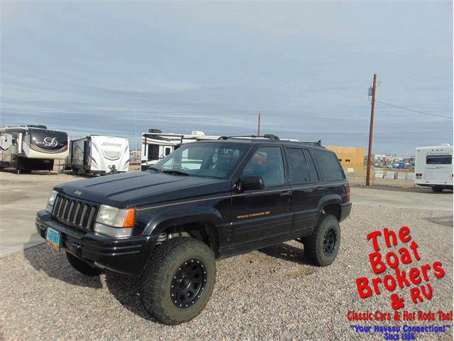 1996 Jeep Grand Cherokee (CC-1441407) for sale in Lake Havasu, Arizona