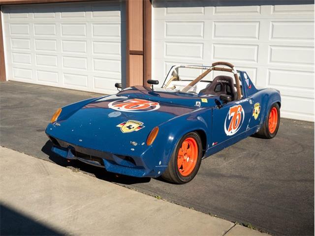 1970 Porsche 914 (CC-1441408) for sale in Fallbrook, California