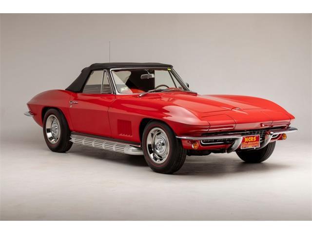 1967 Chevrolet Corvette (CC-1441412) for sale in Clifton Park, New York