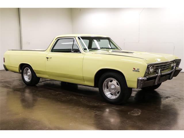 1967 Chevrolet El Camino (CC-1441415) for sale in Sherman, Texas