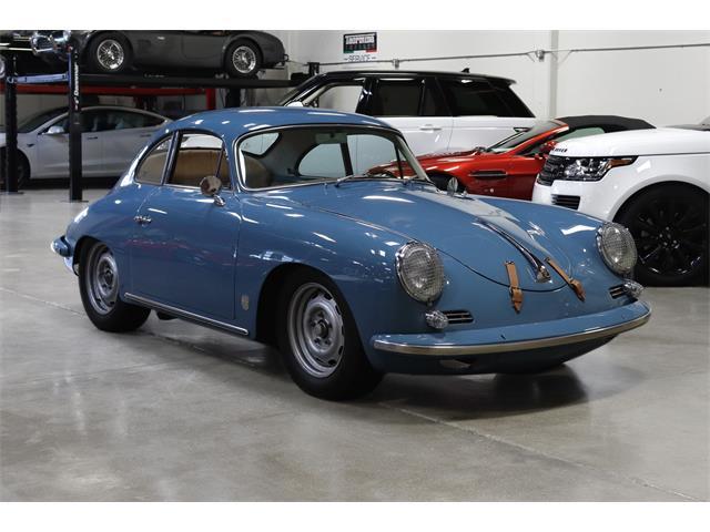 1961 Porsche 356B (CC-1441423) for sale in San Carlos, California