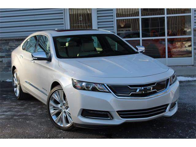 2017 Chevrolet Impala (CC-1441428) for sale in Clifton Park, New York