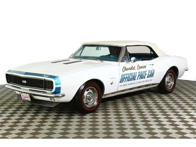 1967 Chevrolet Camaro (CC-1441448) for sale in Elyria, Ohio