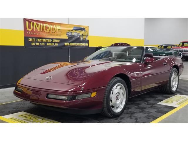 1993 Chevrolet Corvette (CC-1440145) for sale in Mankato, Minnesota