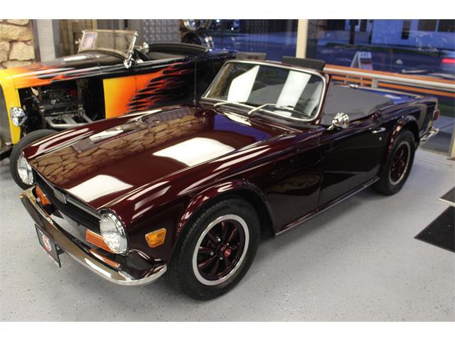 1969 Triumph TR6 (CC-1441455) for sale in Tacoma, Washington