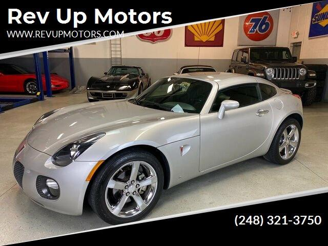 2009 Pontiac Solstice (CC-1441461) for sale in Shelby Township, Michigan