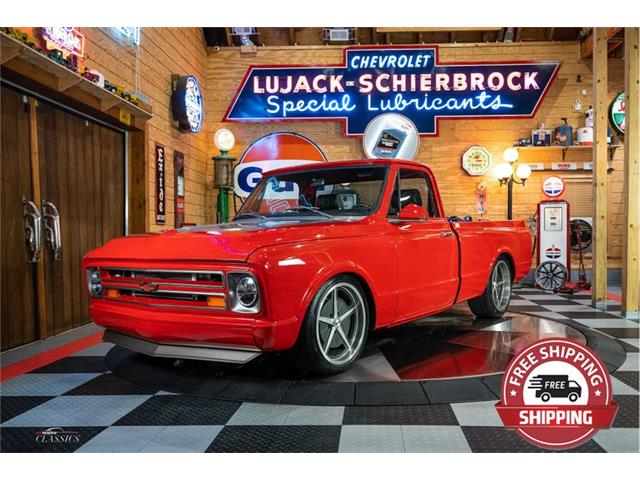 1968 Chevrolet C10 (CC-1441471) for sale in Green Brook, New Jersey
