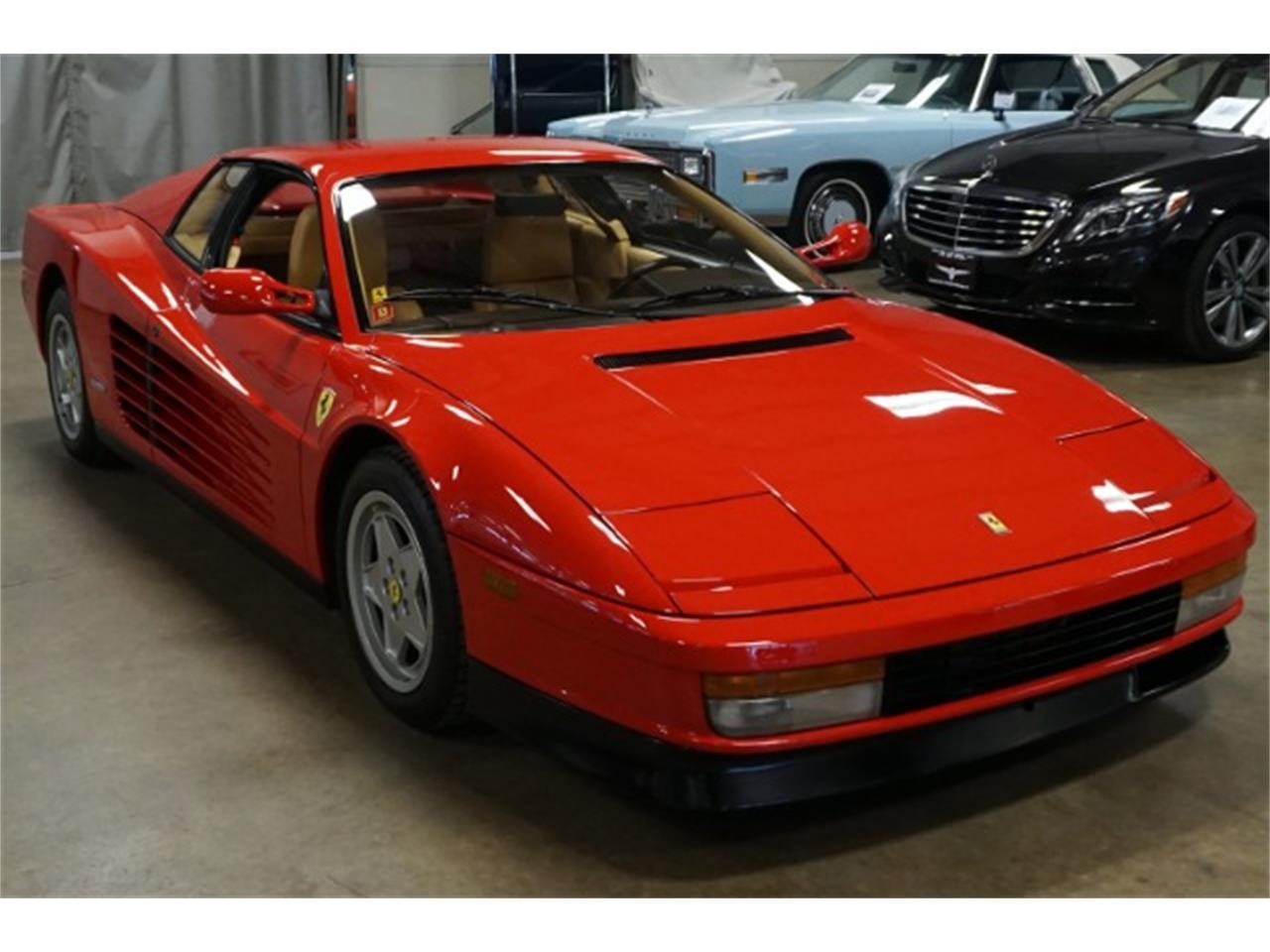 1988 Ferrari Testarossa (CC-1441474) for sale in Chicago, Illinois