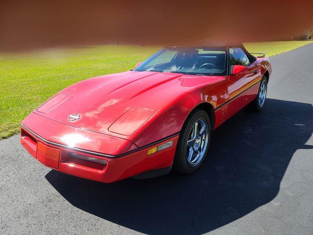 1990 Chevrolet Corvette (CC-1441486) for sale in Lakeland, Florida