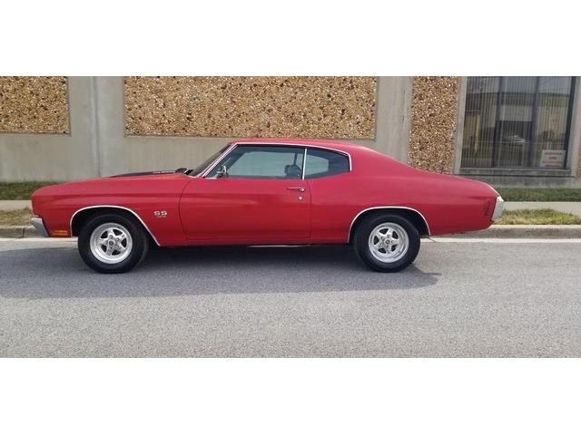 1970 Chevrolet Chevelle (CC-1441493) for sale in Linthicum, Maryland