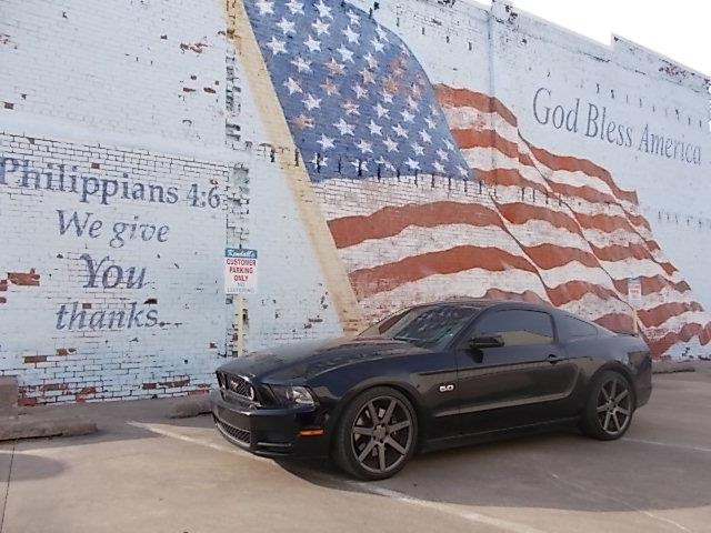 2013 Ford Mustang GT (CC-1441504) for sale in Skiatook, Oklahoma
