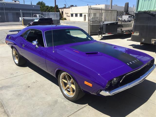 1973 Dodge Challenger (CC-1441511) for sale in BURBANK, California