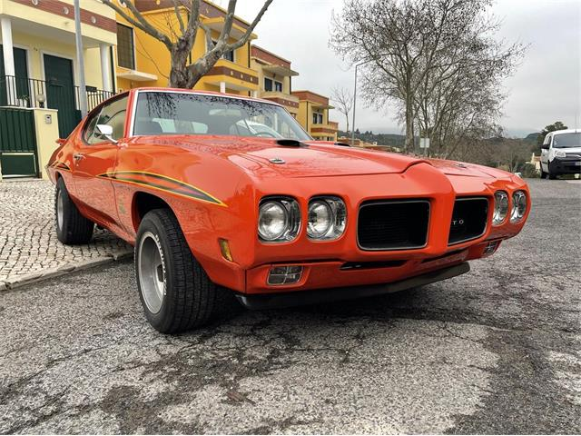 1970 Pontiac GTO (The Judge) (CC-1441514) for sale in Lisbon, Portugal