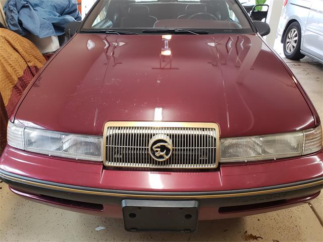 1990 Mercury Cougar (CC-1441516) for sale in Newnan, Georgia