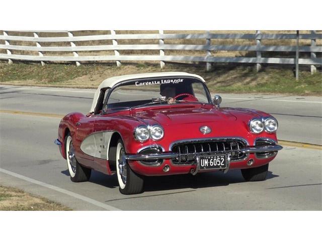 1960 Chevrolet Corvette (CC-1441517) for sale in Lewisville, TEXAS (TX)