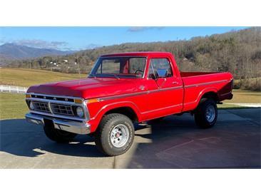 1977 Ford F100 (CC-1440152) for sale in Greensboro, North Carolina