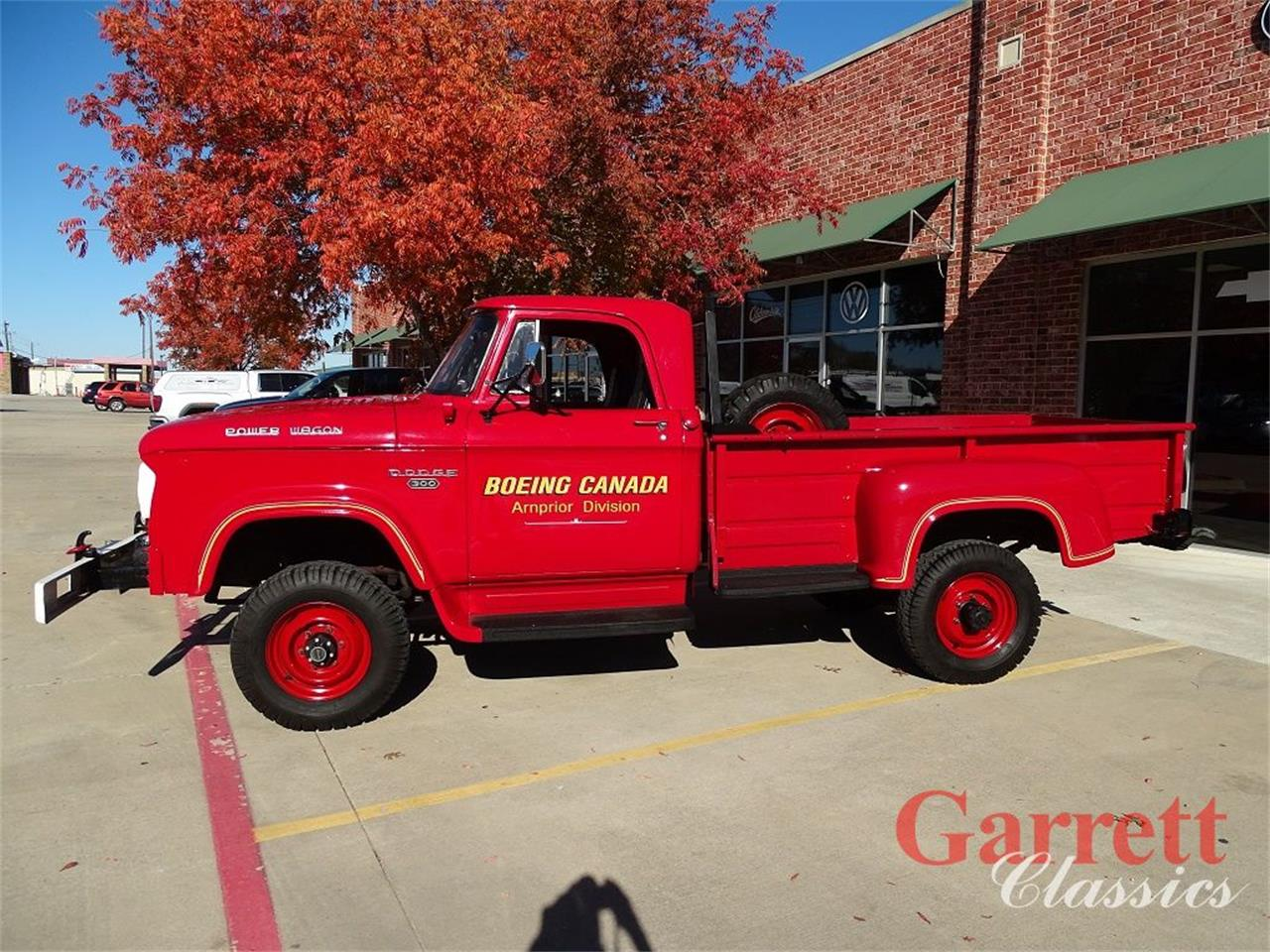 1968 Dodge W300 (CC-1441521) for sale in Lewisville, TEXAS (TX)