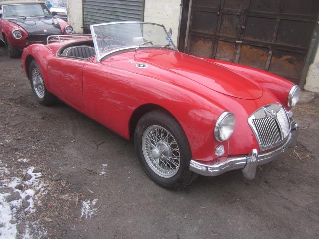 1960 MG MGA (CC-1441524) for sale in Stratford, Connecticut