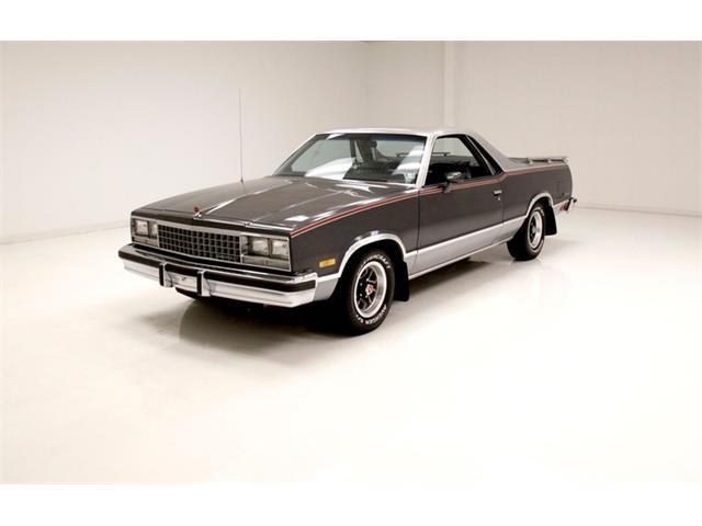 1982 Chevrolet El Camino (CC-1441527) for sale in Morgantown, Pennsylvania