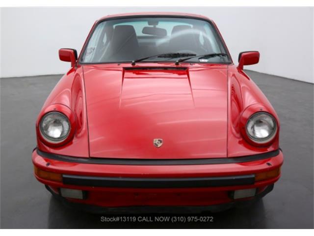 1986 Porsche Carrera (CC-1441546) for sale in Beverly Hills, California