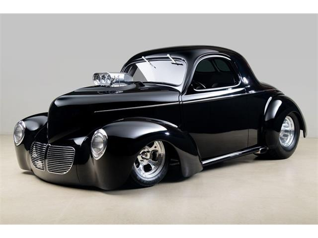 1940 Willys Americar (CC-1441555) for sale in Scotts Valley, California