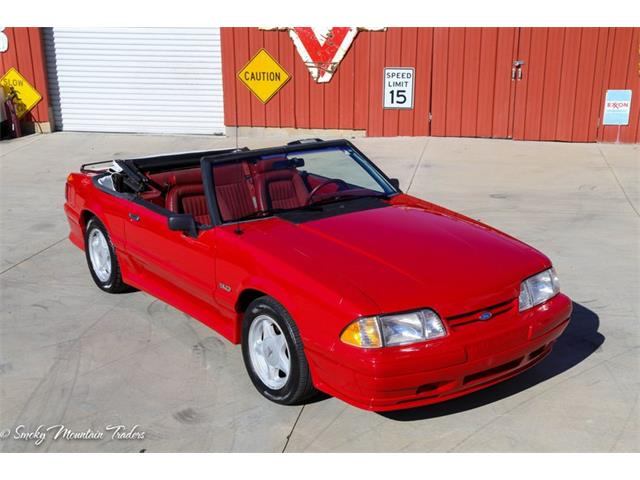 1992 Ford Mustang (CC-1441560) for sale in Lenoir City, Tennessee