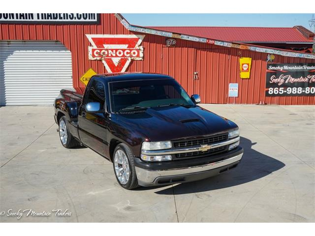 2002 Chevrolet Silverado (CC-1441561) for sale in Lenoir City, Tennessee