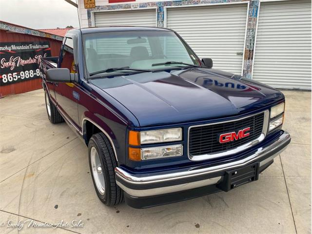 1996 GMC Sierra (CC-1441563) for sale in Lenoir City, Tennessee