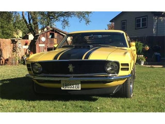 1970 Ford Mustang (CC-1441569) for sale in Cadillac, Michigan