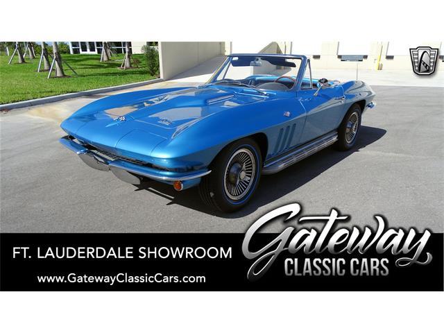 1966 Chevrolet Corvette (CC-1441570) for sale in O'Fallon, Illinois