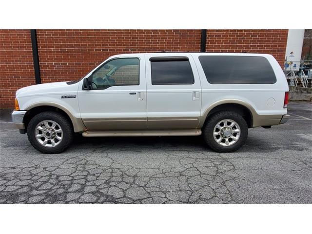 2001 Ford Excursion (CC-1440158) for sale in Greensboro, North Carolina