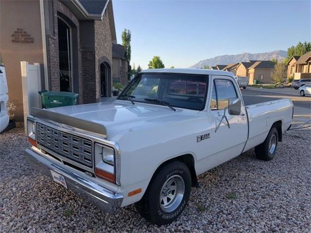 1983 Dodge W Series (CC-1441595) for sale in Cadillac, Michigan