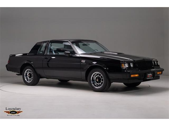 1987 Buick Grand National (CC-1441599) for sale in Halton Hills, Ontario