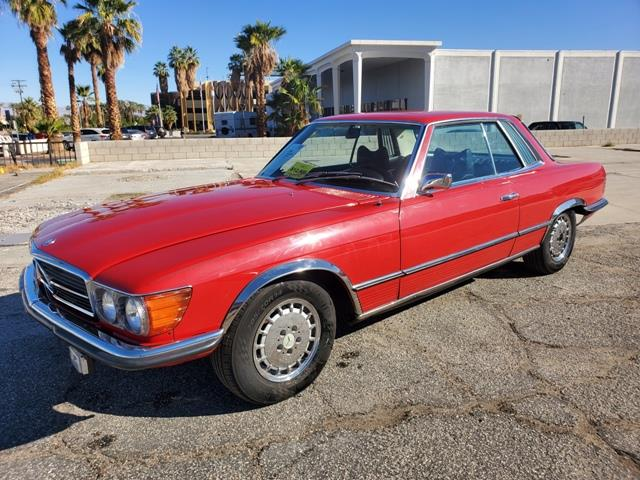 1973 Mercedes-Benz 450SLC (CC-1440016) for sale in Palm Springs, California