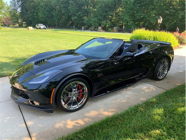 2017 Chevrolet Corvette (CC-1440160) for sale in Greensboro, North Carolina
