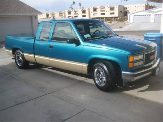 1994 GMC Sierra (CC-1441600) for sale in Cadillac, Michigan