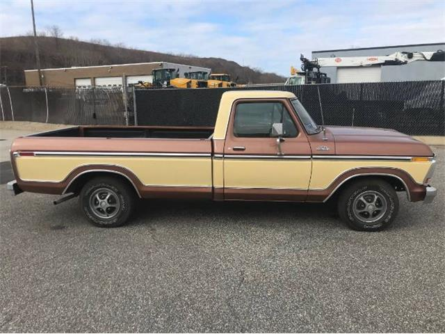 1978 Ford F100 (CC-1441605) for sale in Cadillac, Michigan
