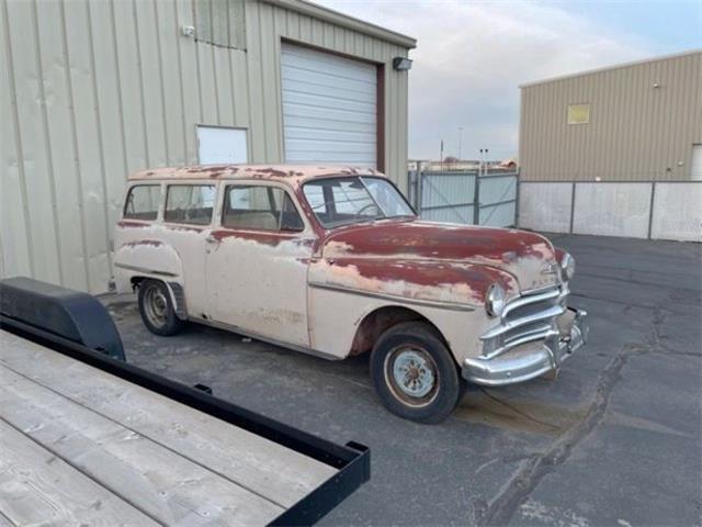 1950 Plymouth Suburban (CC-1441610) for sale in Cadillac, Michigan