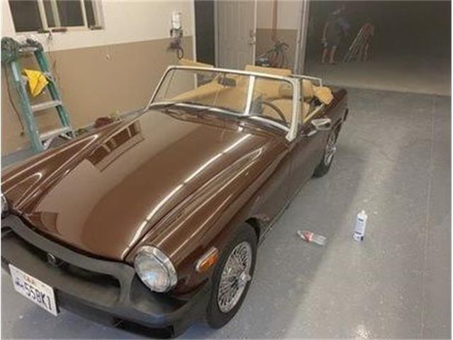 1979 MG Midget (CC-1441626) for sale in Cadillac, Michigan