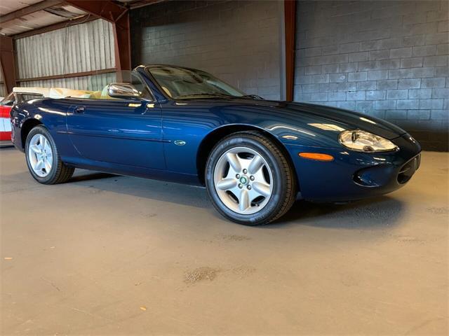 1997 Jaguar XK (CC-1441627) for sale in Sarasota, Florida