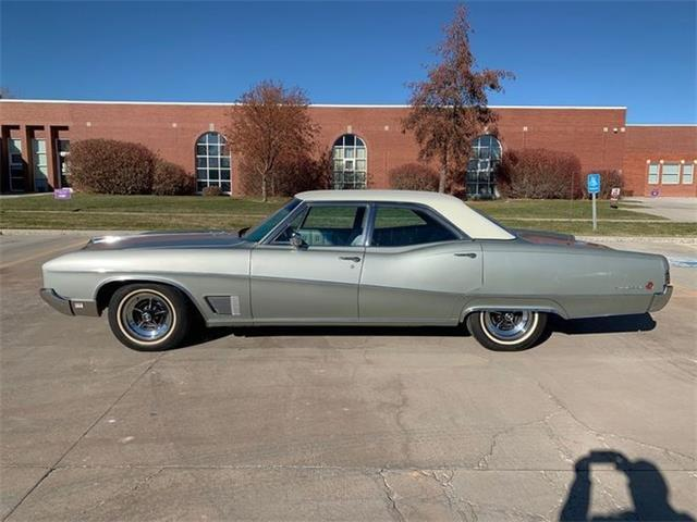 1968 Buick Wildcat (CC-1441631) for sale in Cadillac, Michigan