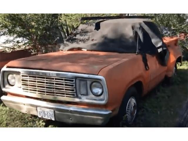 1977 Dodge 1/2-Ton Pickup (CC-1441643) for sale in Midlothian, Texas