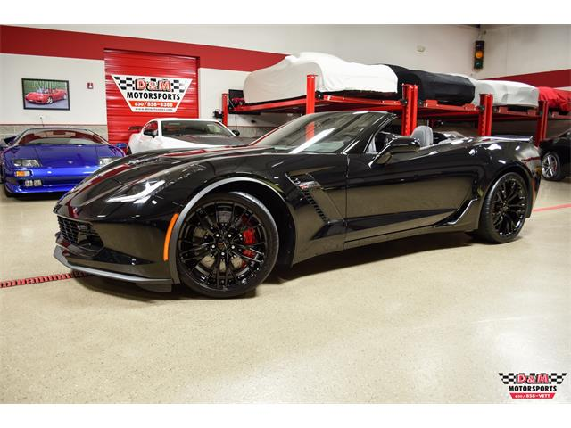 2016 Chevrolet Corvette (CC-1441653) for sale in Glen Ellyn, Illinois