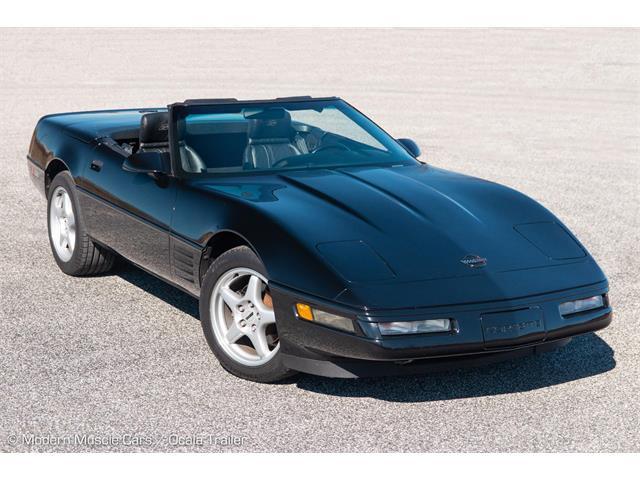 1993 Chevrolet Corvette (CC-1441673) for sale in Ocala, Florida