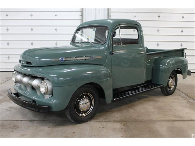 1952 Ford F1 (CC-1441676) for sale in Fort Wayne, Indiana